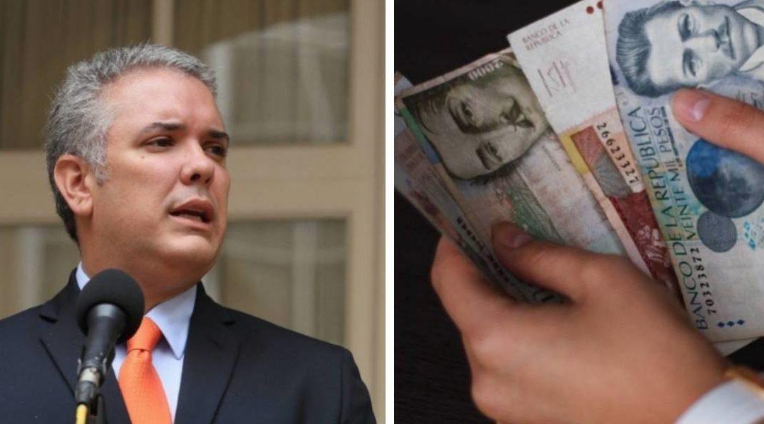 Así quedó el salario mínimo para el 2019 en Colombia